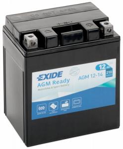 Exide AGM 1214