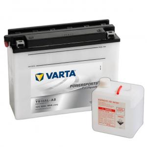 Varta Powersports Freshpack A514 516016 YB16AL-A2
