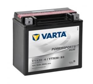 Varta AGM A514 518902 YTX20-4 / YTX20-BS