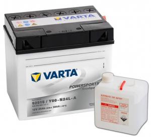 Varta Powersports Freshpack A514 525015 Y60-N24L-A