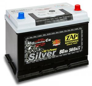 Zap Silver Asia 80L