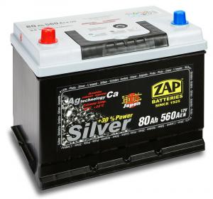 Zap Silver Asia 80R