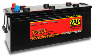 Zap Truck Evolution 145.3