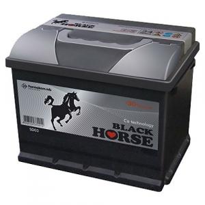 Black Horse 6СТ-60N L+ (L2)