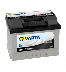 Varta Black Dynamic C11