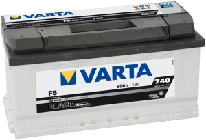 Varta Black Dynamic F5