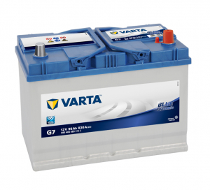 Varta Blue Dynamic G7