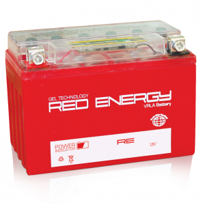Red Energy Gel YB4L-B / YB4L-A / YTX4L-BS