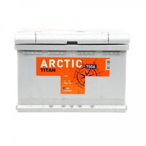 Titan Arctic 6СТ-75.0 VL