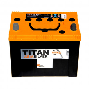 Titan AsiaSilver 6CT-77.1 VL*
