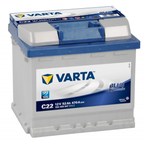 Varta Blue Dynamic C22