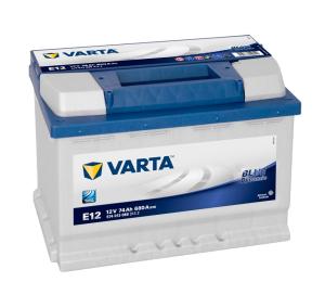 Varta Blue Dynamic E12