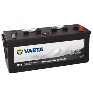 Varta Promotive Black K11