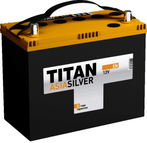 Titan AsiaSilver 6CT-57.0 VL
