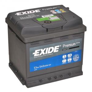 Exide Premium 53L