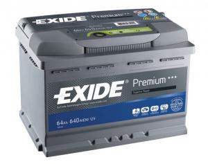 Exide Premium 64L
