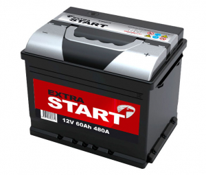 Extra Start 6СТ-55N L+ (L2)
