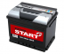 Extra Start 6СТ-55N R+ (L2)